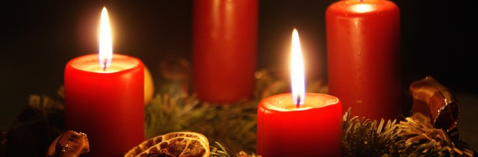 Haftungsfall: Großbrand durch Adventskranz