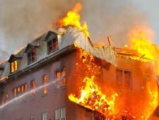 Haftungsfall: Großbrand durch Zigaretten